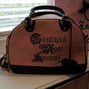 Juicy Couture Dog Carrier